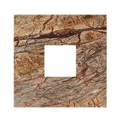 marmo-quadrato-sfondo-forest-brown